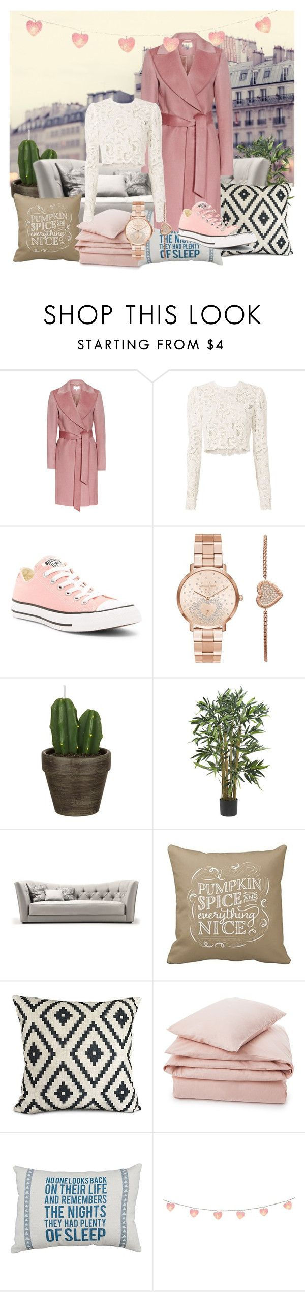 """Bez naslova #6"" by senija-46 ❤ liked on Polyvore featuring A.L.C., Converse, Michael Kors, John Lewis and Lexington"