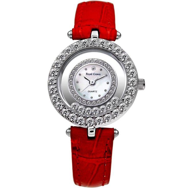 Luxury Rhinestone Watch Collection 001