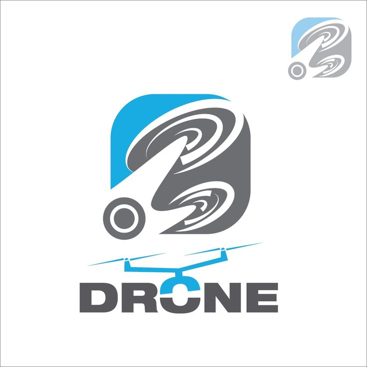 Drone concept 2 concept designed in a simple way so it can be used for multiple purposes i.e. logo ,mark ,symbol or icon.