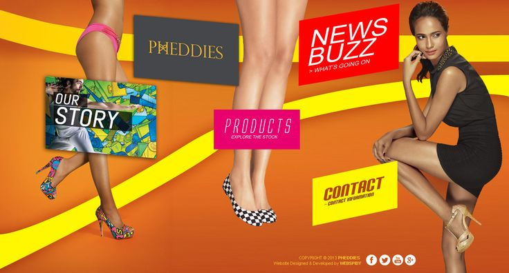 #shoewebsite #Concept #creative #fresh