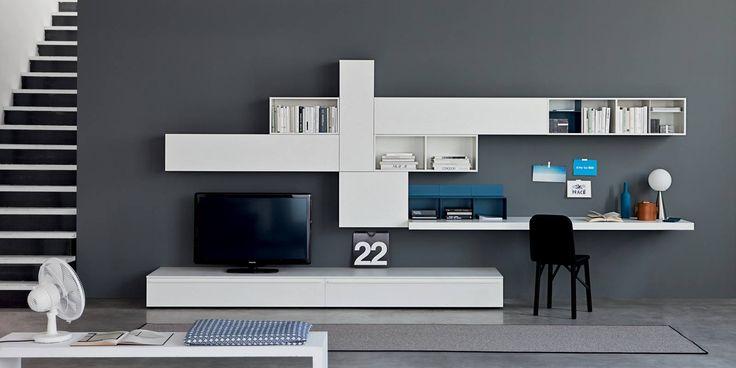 Barba Arredamenti - Rendi i mobili flessibili: la consolle che diventa scrivania, il contenitore che sostiene la tv.