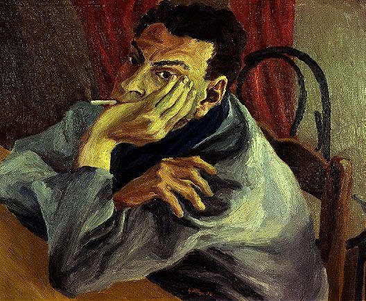 Renato Guttuso - Self-Portrait (1936)