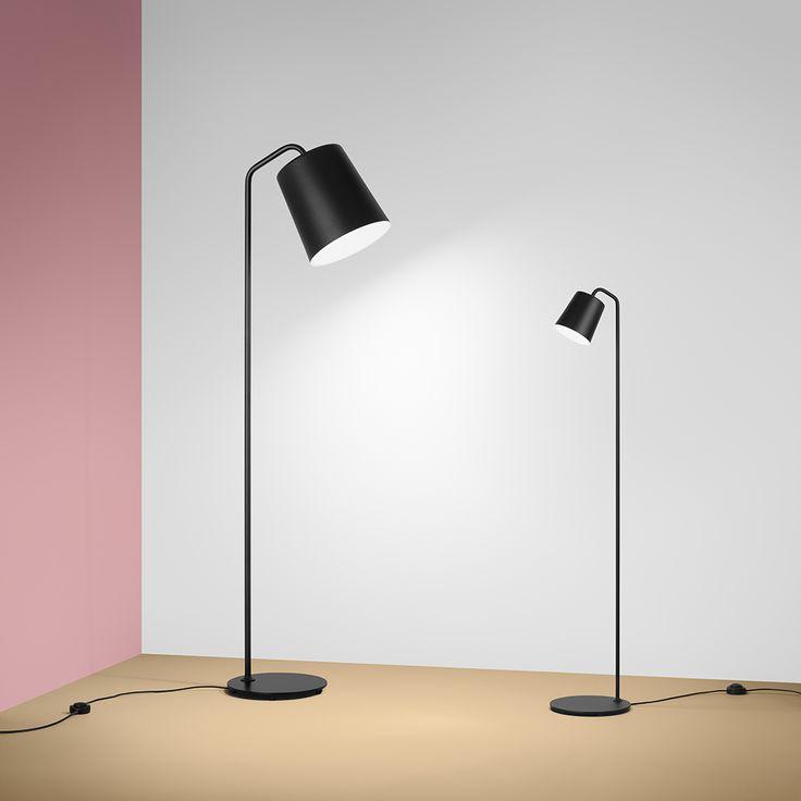 ZERO lighting - Hide by Thomas Bernstrand. Floor Fixtures from ZERO Lighting.