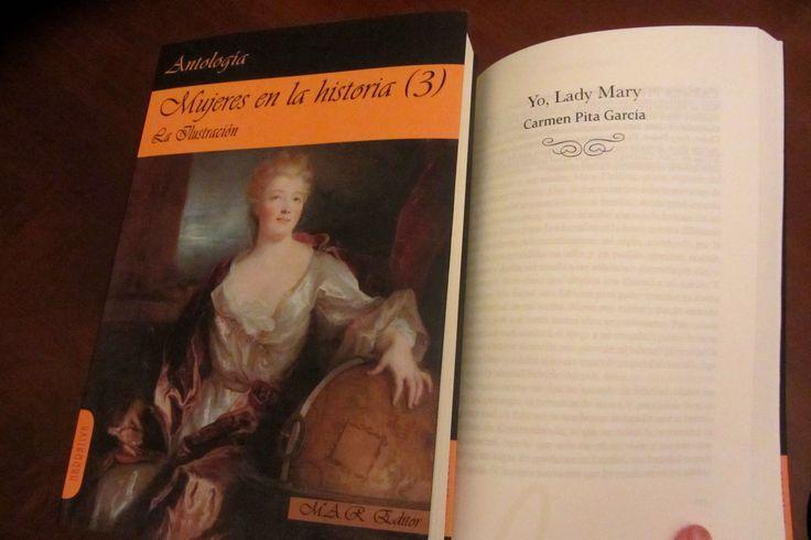 Participo con «Yo, Lady Mary».