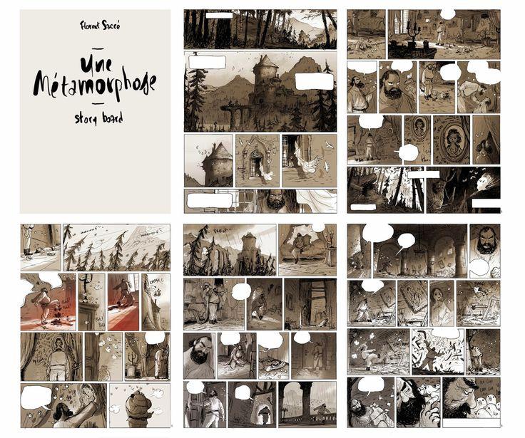 Best Florent Sacre Images On   Comic Artist Comics