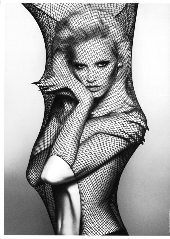 Ginta Lapina by Txema Yeste for Antidote #4