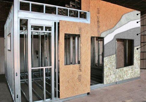 12 ventajas de los sistemas de paredes livianas