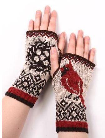 Cardinal Handwarmers