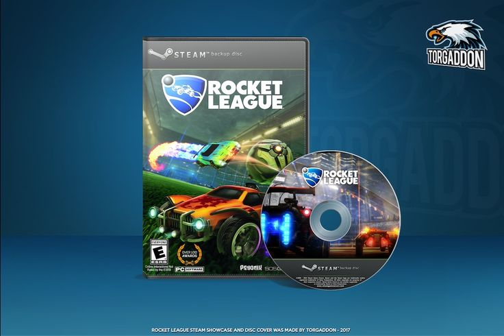 "Comunidad Steam :: :: Physical version of ""Rocket League"""
