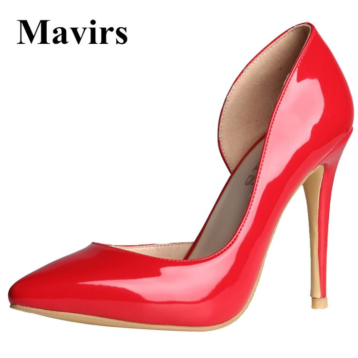 Mavirs 2017 Summer Fashion Large Size Extreme High Heels Shoes Women Pumps Sapato Feminino Stiletto Shoes Buy now for $ 46.85 & get FREE Shipping worldwide    #f4f #tbt #followme #like4like #shopping #fashion #style #shoppingaddict #followme #musthave #ootd #fashionmodel