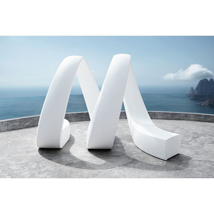 Schön Garden Bench And, Design Fabio Novembre To Manufacturer Vondom