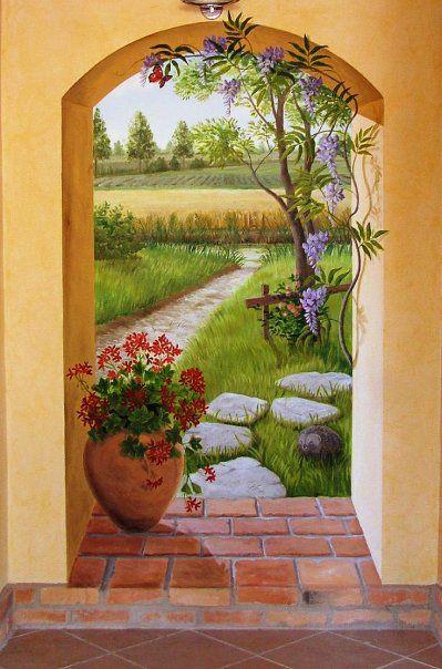 el camino...beautiful artwork!!