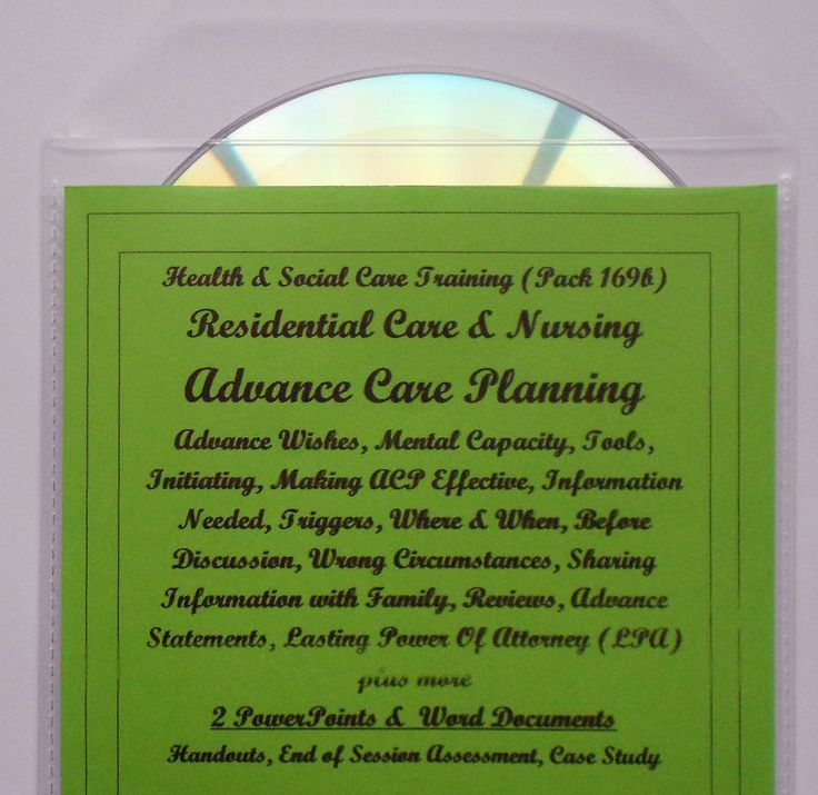 advance care planning model case study Hospice and palliative care can make more meaningful moments possible skip to main content national hospice and palliative care organization  advance care planning.