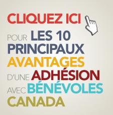 Bénévoles Canada | Volunteer/Benevoles Canada