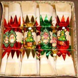 Vintage Christmas Crackers