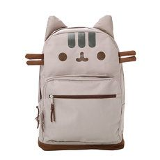 Pusheen Cat Face Backpack