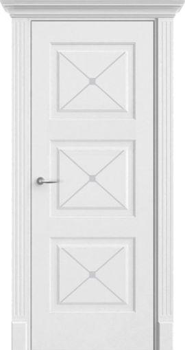 РосДверь Эмалированные двери Прима 33Ф