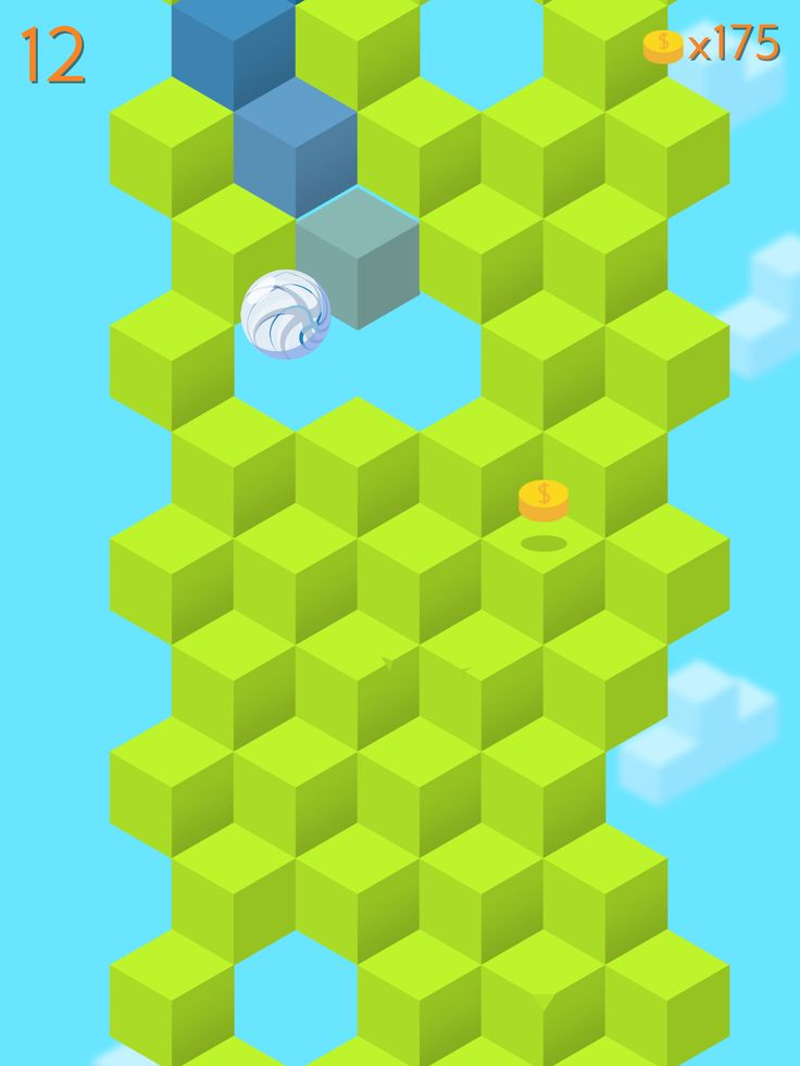OMG! I scored 12 points in QUBES! #qubes