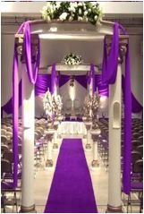 Our wedding planners work with an established network of vendors whose talent and skills will address your specific needs. www.elegantmgmt.com