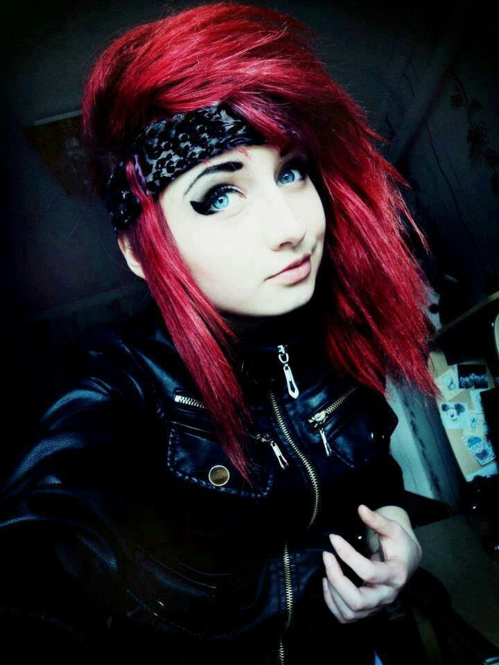 Sensational 25 Best Ideas About Emo Hairstyles On Pinterest Emo Hair Scene Hairstyle Inspiration Daily Dogsangcom