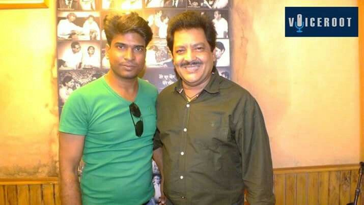Ranjit ji with udit narayan