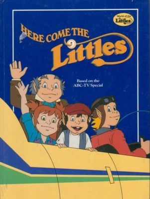 80's cartoon. We are the LIttles, cause the Littles don't stop!! LOL