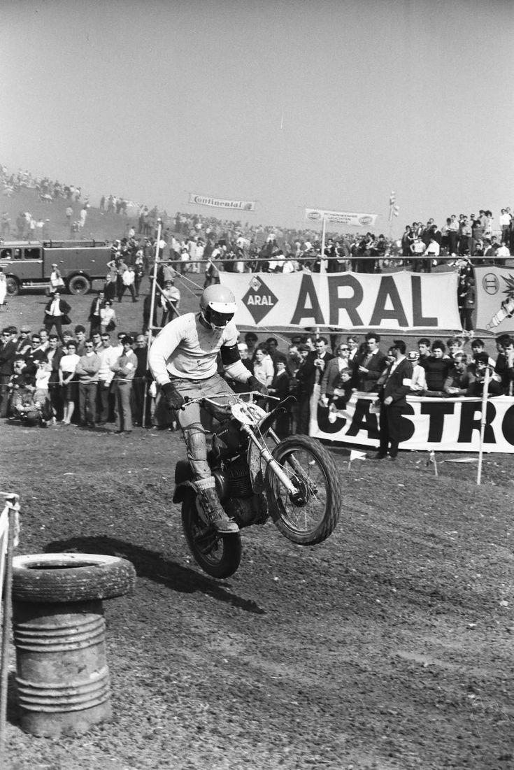 Motocross Sittendorf 1970