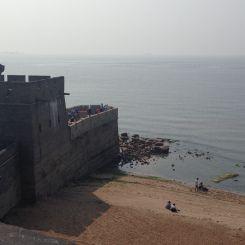 Shanhaiguan - The Great Wall begins!