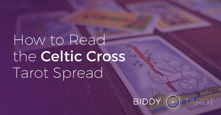 The Celtic Cross Tarot Spread is one of the most commonly used spreads by Tarot readers. But did you know it's also one of the hardest Tarot spreads to interpret correctly? And even though the Celtic Cross spread is in nearly every Tarot book and is used by Tarot beginners, many Tarot readers miss the deeper insights that are available in this complex spread. Sure, you can read each Tarot card, one-by-one, in the Celtic Cross spread, but if you want to be the Tarot reader everyone raves ...