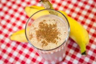 Peanut Butter and Vanilla Smoothie | The Dr. Oz Show