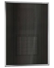 SV7 Solar air collector for mounting on wall #solarventi #solarventiau