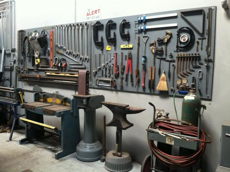 bo garage need a space for tools ideas - 1000 images about Garage stuff on Pinterest