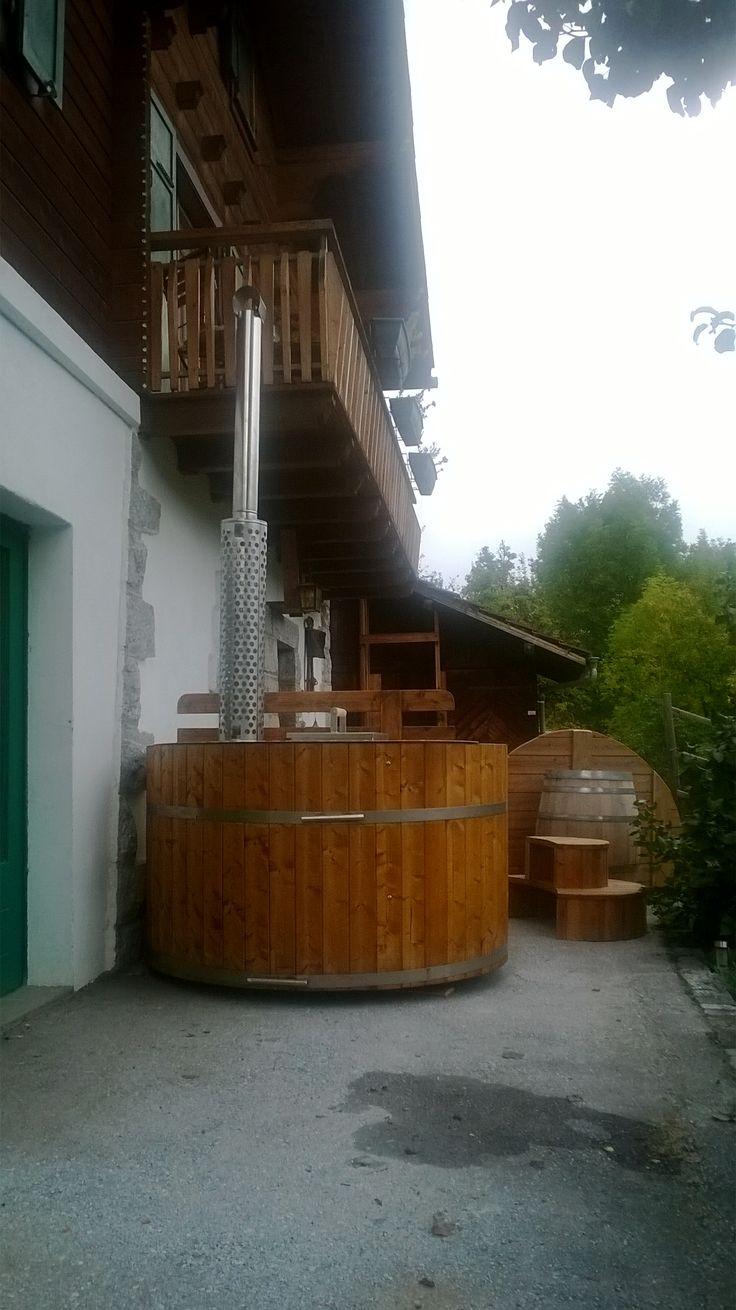 Spa In Viridis livré en Suisse ! Chambres d'Hôtes, Chalet Le Rucher