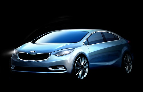 Introducing the 2013 Kia Cerato (aka Forte)… http://bit.ly/KIAtestdrive