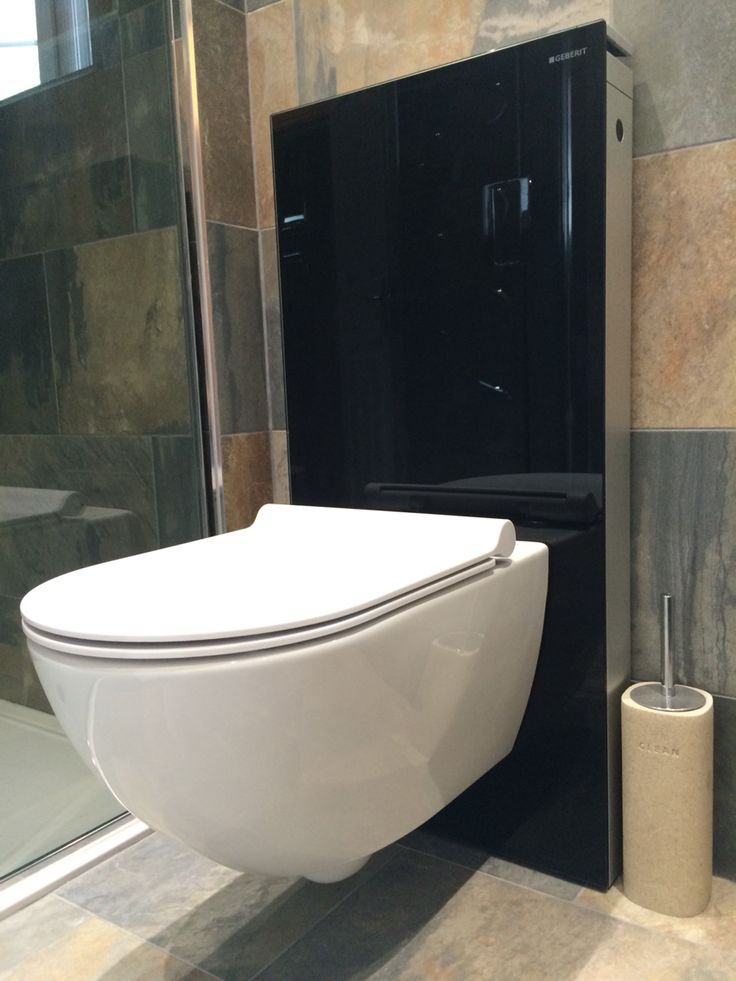Catalano giro wc with geberit monolith cistern installed for Bathroom design and installation