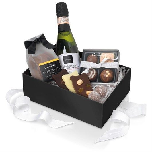 The Chocolate & Fizz Collection