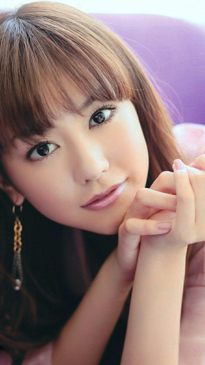Mirei Kiritani is a Japanese beauty.