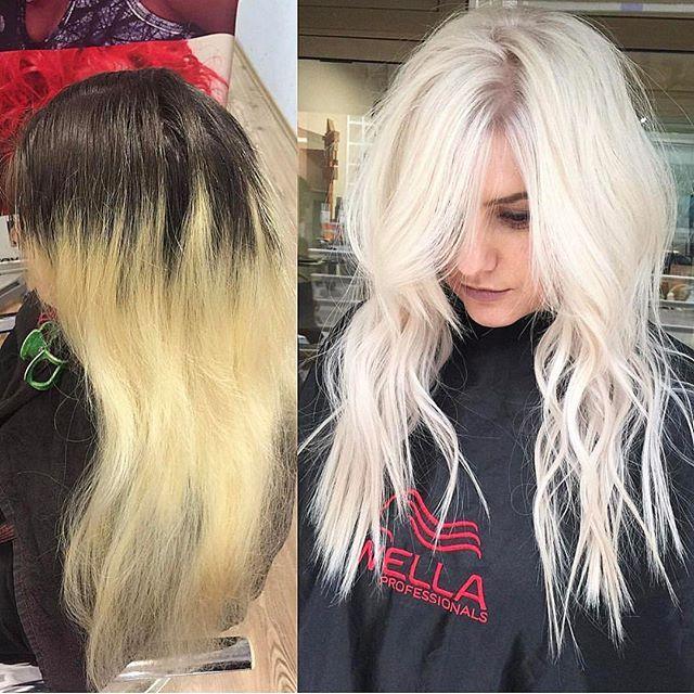 71 Best Charm Blonde Inspiration Images On Pinterest: 25+ Best Ideas About Wella Hair Toner On Pinterest