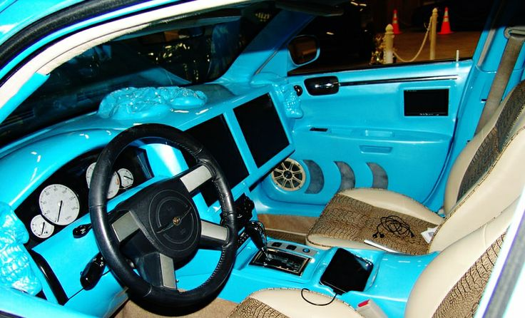 custom painted fiberglass dash with tvs custom fiberglass work pinterest cars. Black Bedroom Furniture Sets. Home Design Ideas