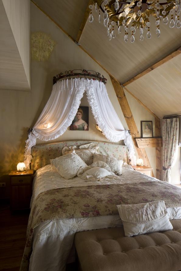 17 beste idee n over romantische landelijke slaapkamers op pinterest country chic slaapkamers - Meisje romantische stijl slaapkamer ...