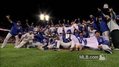 Chicago Cubs - National League Central Champs!! (Sept. 27, 2017)