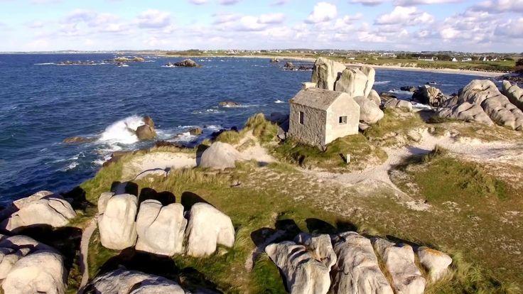 Cleder - An Amied 25 april 2017 Drone DJI Phantom 3 4K Bretagne, France