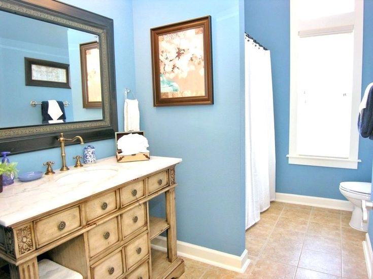 Blue And White Bathroom Decorating Ideas Part - 41: Royal Blue Bathroom Decor Large Size Of Blue Bathroom Decor Royal Blue  Bathroom Decor Bathroom Royal