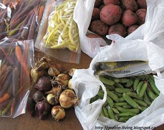 Prairie Living: Locally Grown and Special Deals