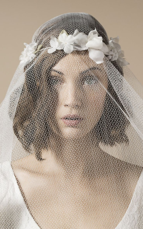 Delphine Manivet - Créatrice de robes de mariée Paris : Accessoires