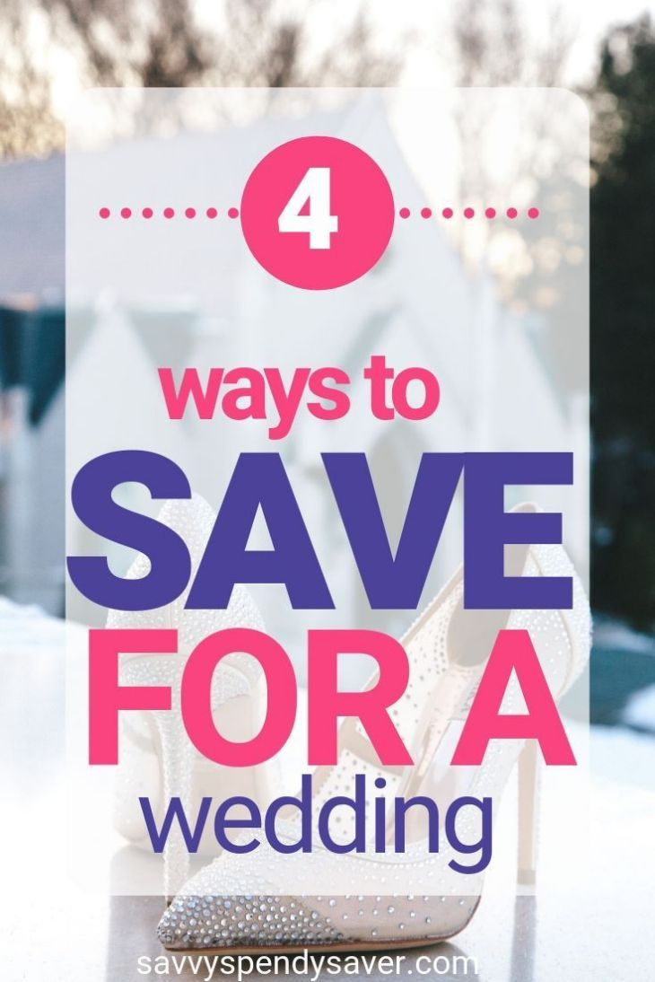 4 easy ways to save money on your wedding – Wedding Savings Budget Finances