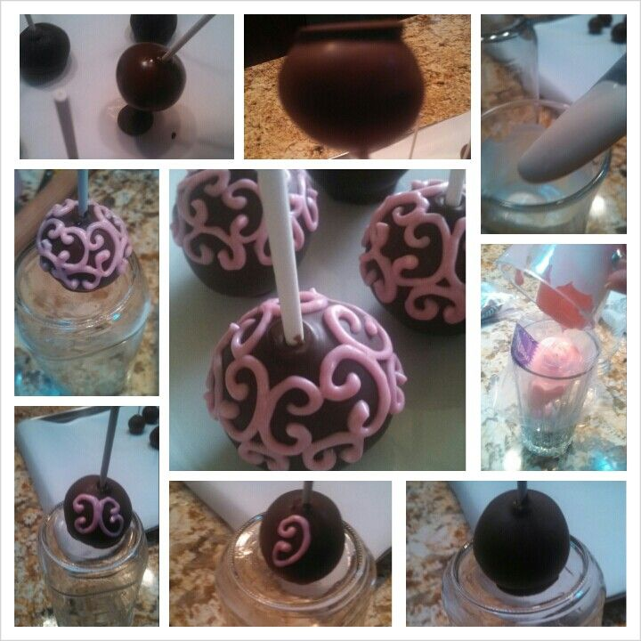 Decorating Cake Pops With Buttercream : 17 Best images about LD Shared Recipes on Pinterest ...