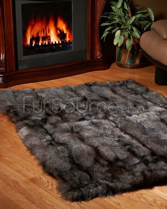 17 Best Images About Fur Rugs On Pinterest Indigo
