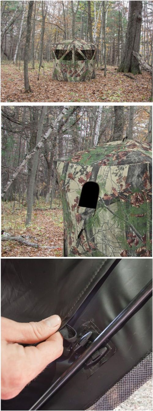 25 Best Ideas About Ground Blinds On Pinterest Hunting