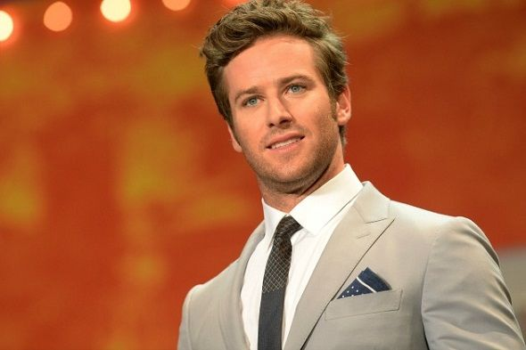 Armie Hammer protagonizará 'The birth of a nation'